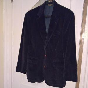 Corduroy 2 Button Sport Coat